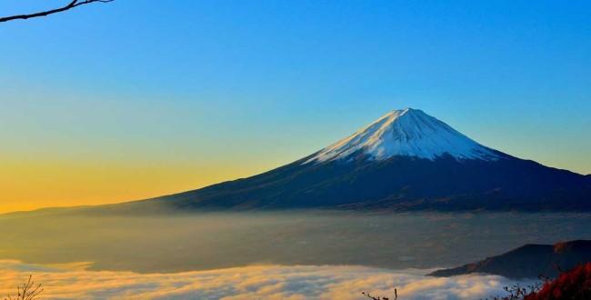 日本の富士山