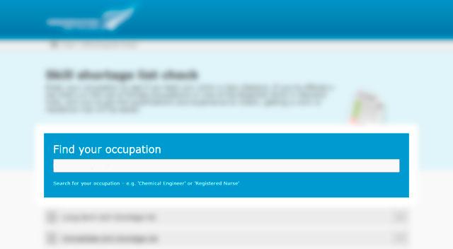 ニュージーランド永住権につながる職業